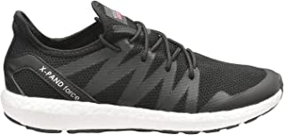 Gola X Pand Force Running Shoes Womens Black/Pink Fitness Trainers Sneakers
