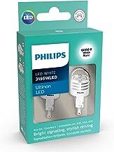 Philips Ultinon LED 3156W 12V White Wedge globes - boxed pair