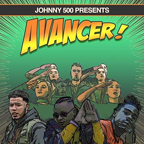 Johnny 500, Clandistino & Jhorrmountain feat. Bollebof