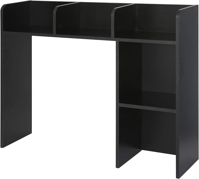 Classic Desktop Bookshelf Black - Max 66% OFF Rapid rise