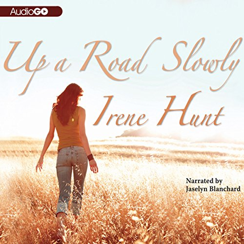 Up a Road Slowly audiobook cover art