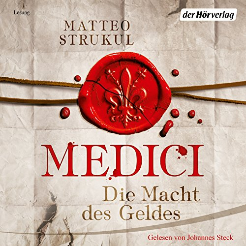 Medici - Die Macht des Geldes audiobook cover art