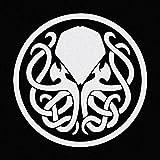 Cthulhu Crest Decal Window Sticker