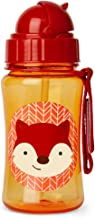 Skip Hop Straw Cup, Toddler Transition Sippy Cup, Fox