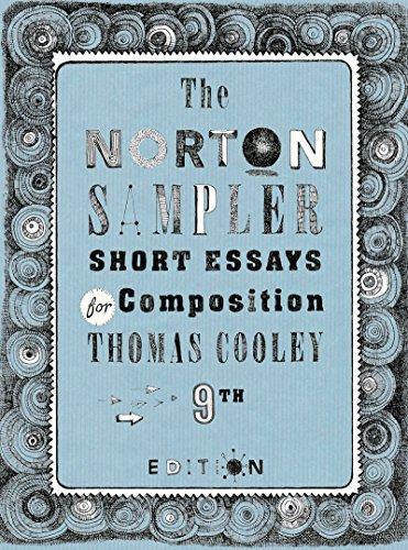 Download The Norton Sampler: Short Essays for Composition 0393602915