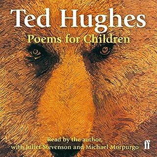 Ted Hughes Poems for Children audiobook cover art