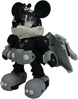 Mickey Mouse Transformer - Black and White