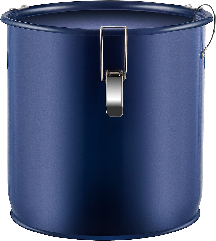 VEVOR Fryer Grease Max 78% OFF Bucket 8 Gal Oil Steel Disposal O Caddy Manufacturer OFFicial shop
