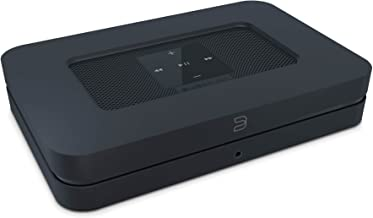 Bluesound Node 2 Wireless Multi-Room Hi-Res Music Streaming Player – Black