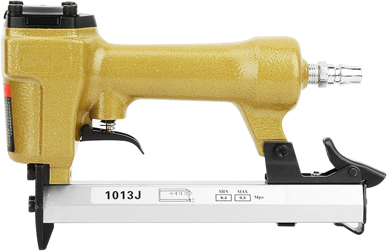 1/4, pistola de clavo de aire, carpintería, pistola de uñas, para taladrar