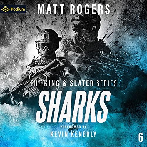 Sharks cover art