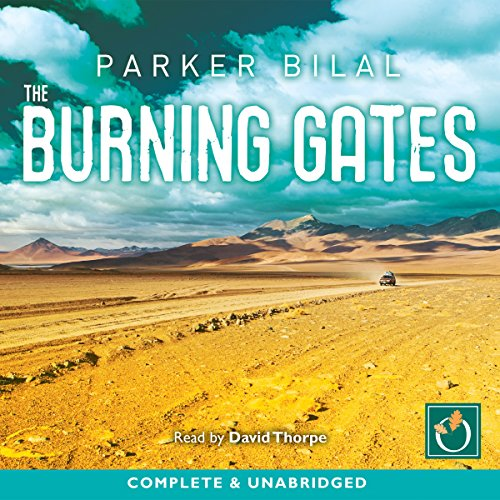 The Burning Gates cover art