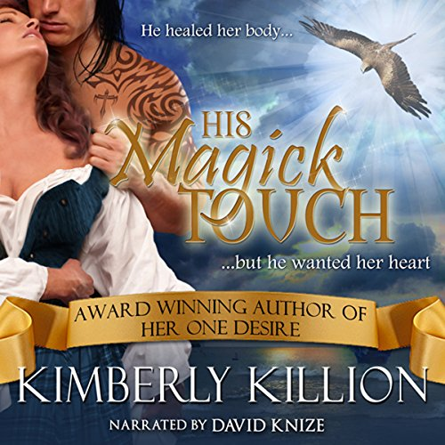 His Magick Touch audiobook cover art