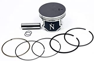 0.50mm Oversize to 97.5mm Radial head Piston Kit 9:1 Compression Cylinder sleeving required Fits oversizes Fits 1985 Honda XR600R 9:1 Compression