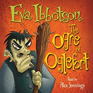 The Ogre of Oglefort audiobook cover art