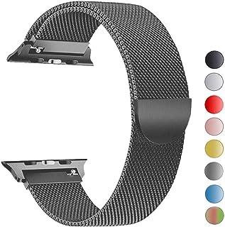 98d409382a VIKATech Bracelet de Remplacement Compatible avec Apple Watch Watch Strap  44 mm 42 mm 40 mm