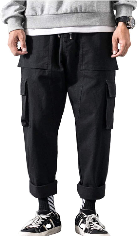 Great interest Men Joggers Hip Hop Harem Streetwear Popul Trousers Tulsa Mall Casual Pants