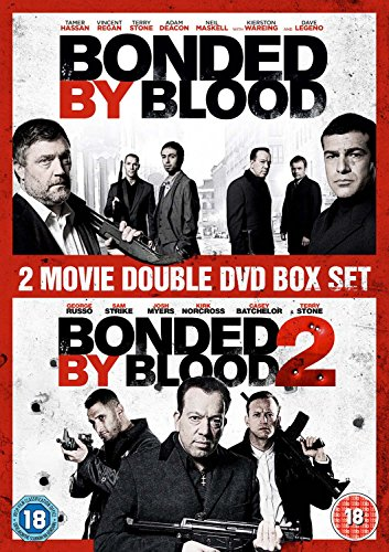 Bonded By Blood 1&2 Double Pack [DVD] UK-Import, Sprache-Englisch