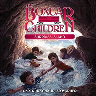 Surprise Island     The Boxcar Children Mysteries, Book 2              By:                                                                                                                                 Gertrude Chandler Warner                               Narrated by:                                                                                                                                 Tim Gregory                      Length: 2 hrs and 33 mins     2 ratings     Overall 4.0