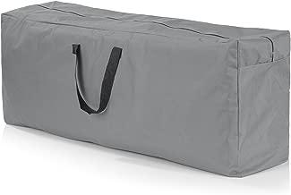 Schutzhülle Tasche Gartenmöbelauflagen Schutz Polsterschutz ca.125x32x50cm