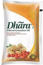 Dhara Oil, Groundnut 1L