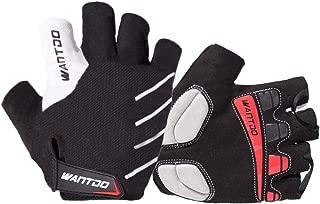 Wantdo Cycling Gloves Men Non-Slip Mountain Bike Gloves Workout Climbing Gloves for women