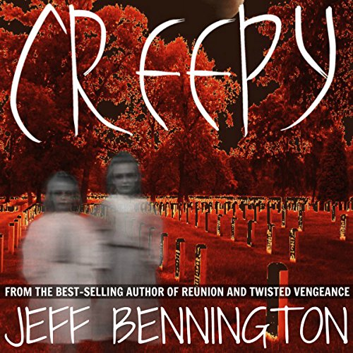 Creepy: A Collection of Scary Stories audiobook cover art