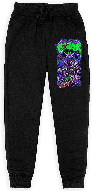 GWAR Album Art Sweatpants Youth Sport Everyday Pant Athletic Fashion Pants for Boy Girls