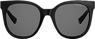 Polaroid Women's Sunglasses Square PLD4062/S/X Grey Sf Pz