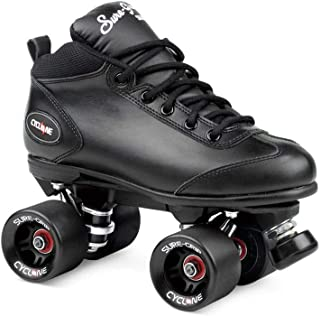 Sure-Grip Cyclone Roller Skate Black