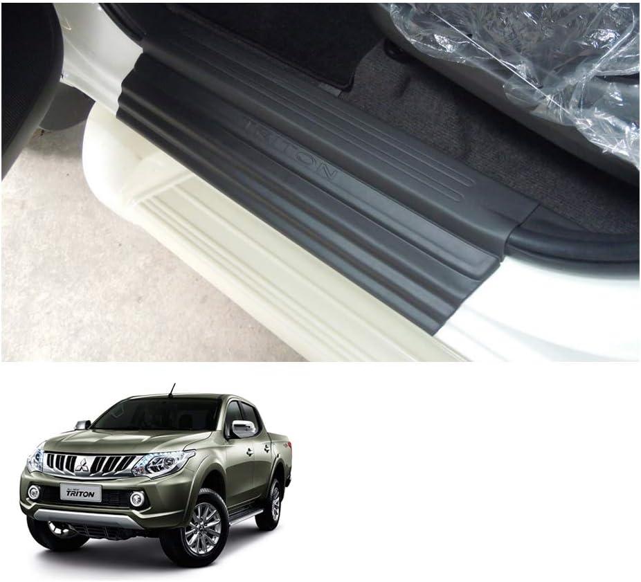 Powerwarauto Guards Sill Very popular! price Scuff Plate for L2 Mitsubishi Trim Door