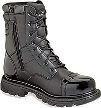 """Thorogood Men's 8"""" Side Zip Jump Boot Gen-flex"""