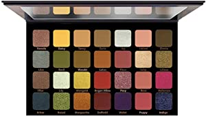 باليت ظل الجفون بلوسوم من كاراكتر، درجة اللون OBD002 - 28 لون