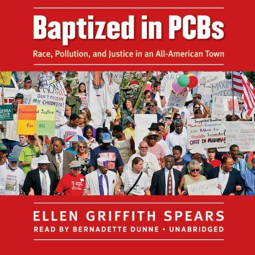 Baptized in PCBs audiobook cover art
