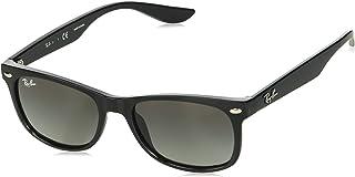 13c37d8df6c85 Óculos de Sol Ray Ban Junior Wayfarer Rj9052s 100 11 48 Preto