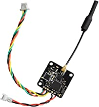 Wolfwhoop Q5 5.8GHz VTX with IPEX Antenna Connector and 0.01/25/50/100/200mW 37CH Switchable FPV Transmitter with FC Uart Support OSD Configuring via Betaflight Flight Control Board