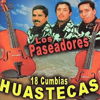18 Cumbias Huastecas