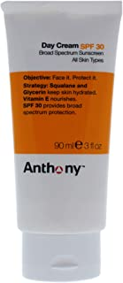 Anthony Day Cream SPF 30, 3 Fl Oz