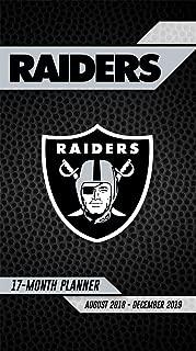 Turner Licensing Raiders 2018-19 17-Month Planner (19998890554)