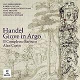 Theodora Baka: Giove in Argo (Audio CD)