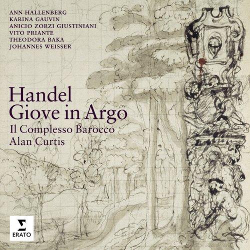 Handel: Giove in Argo / Curtis