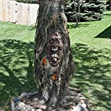 Fun Express - Led Tree Ghost for Halloween - Home Decor - Decorative Accessories - Home Accents - Halloween - 1 Piece