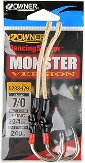 owner monster assist hooks