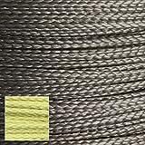 30FT 1.7MM Braided Kevlar (Black)