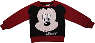 Disney Mickey Mouse Boys Who's There Childrens Sweater