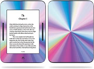 MightySkins Skin Compatible With Barnes & Noble NOOK GlowLight 3 (2017) - Rainbow Zoom | Protective, Durable, and Unique Vinyl Decal wrap cover | Easy To Apply, Remove | Made in the USA