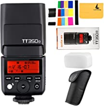 GODOX TT350o 2.4G HSS 1/8000s TTL GN36 Camera Flash Speedlite Compatible Olympus/Panasonic Mirrorless Digital Camera