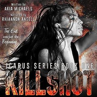 Killshot audiobook cover art