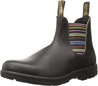 Blundstone Men's 1409 Round Toe Chelsea Boot,Stout