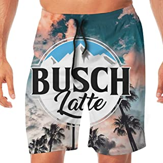 Casual Board Shorts with Pockets Yt92Pl@00 Mens 100/% Polyester Jellyfish Swim Trunks